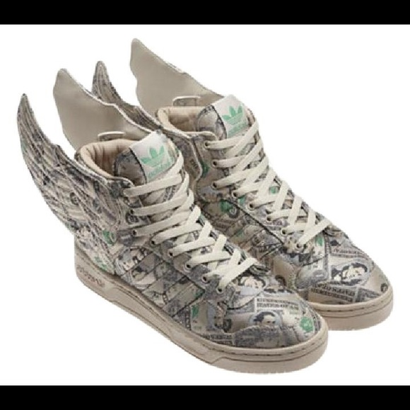 adidas Other - Adidas Jeremy Scott money wings 2.0 e0148af2d